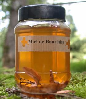 Miel de Bourdaine 500 g