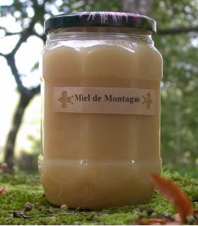 miel de montagne bio kg