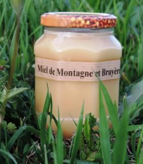 miel de bruyère callune bio