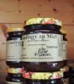 Confitures au miel d'Auvergne