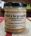 miel bio à la propolis
