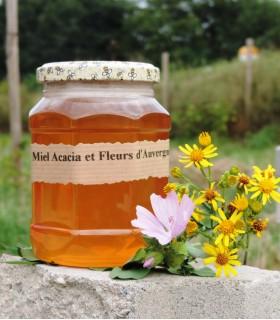 miel Acacia et Fleurs AB